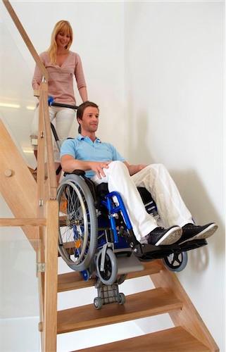 Merdiven Çıkan PT-PTR